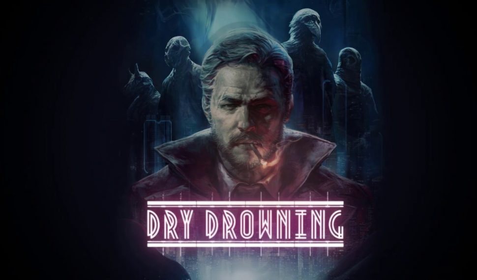 Dry Drowning is officially available on Nintendo Switch!