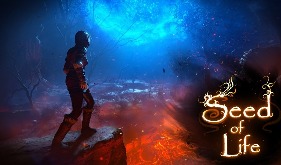 Seed of Life, first trailer for the new title published by Leonardo Interactive